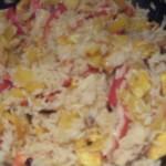 Tofu saltato in padella con verdure e riso copertina