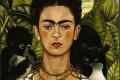 Il Latte con Frida Kahlo in Autoritratto con collana di spine, (1940)