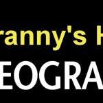 Granny's House Geographic: Bi va a spasso in giardino