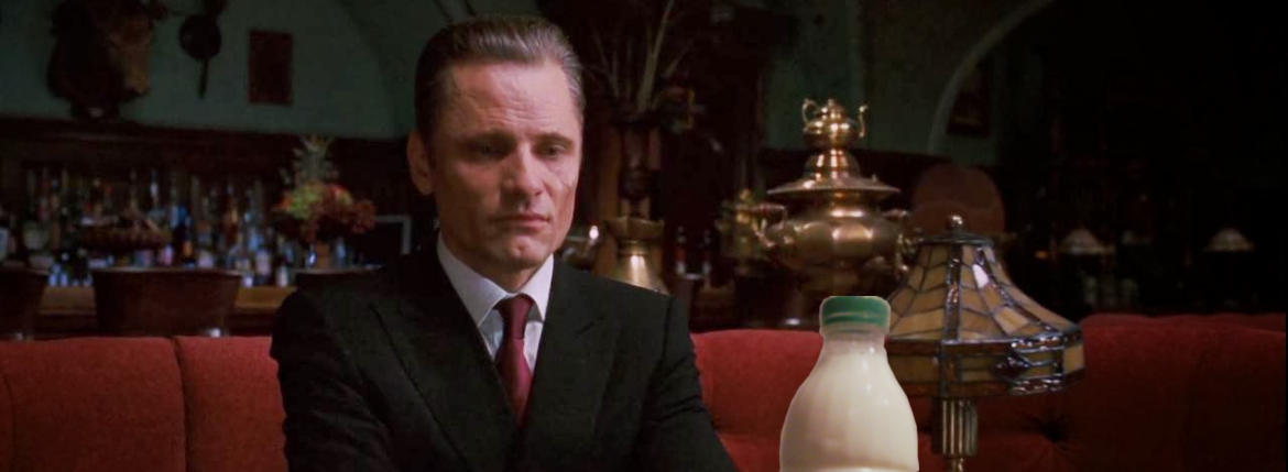 "Il Latte in ""La promessa dell'assassino"" (Eastern Promises, 2007) di David Cronenberg"