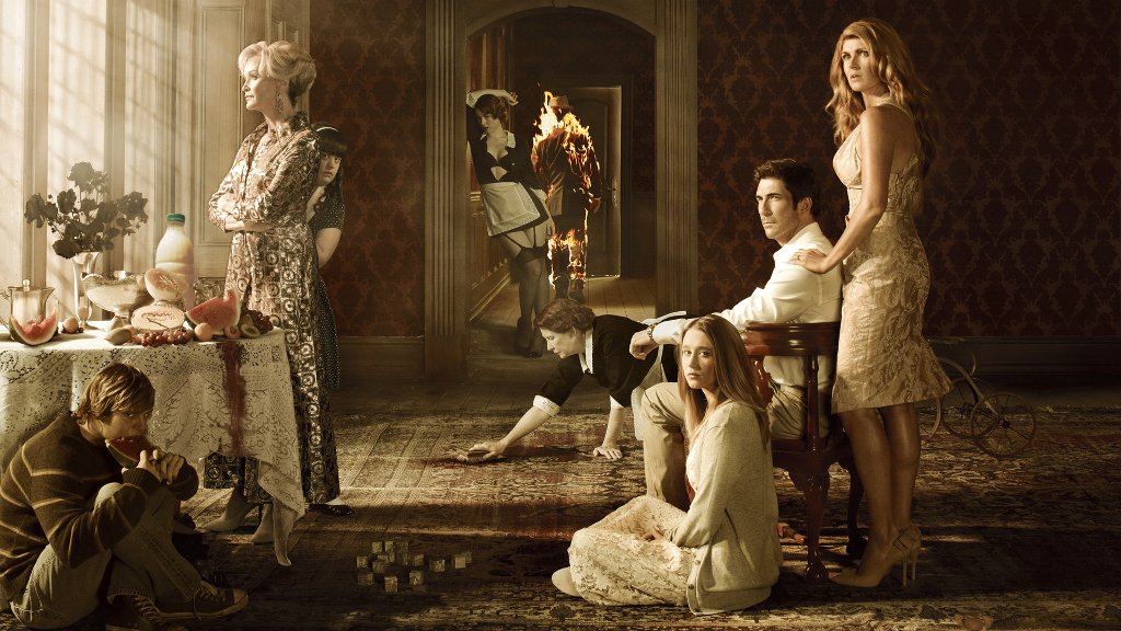 """Il Latte in """"American Horror Story"""" Stagione 1 - Murder House (2011)"""