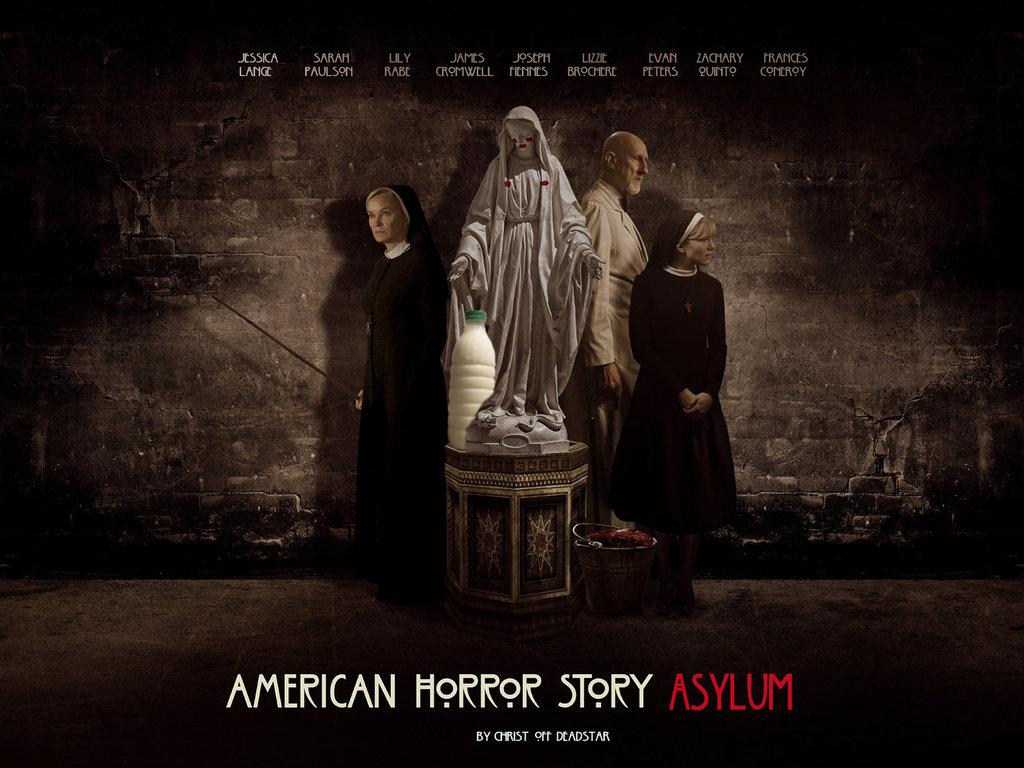 "Il Latte in ""American Horror Story"" Stagione 2 - Asylum (2012)."