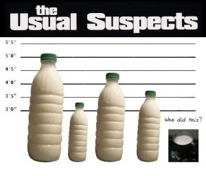 Il Latte: il solito sospetto