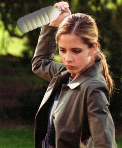 Per combattere i vampiri ci vuole il cagotto: Buffy e Il Latte