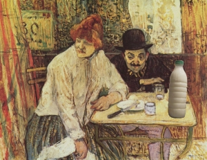 Il Latte e Lautrec