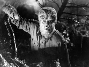 Il Latte e Wolfman (1941). Regia di George Waggner