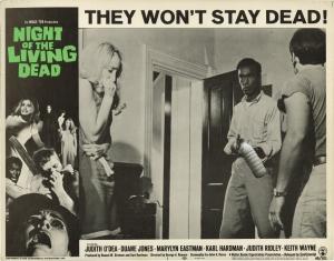 """Latte in """"La notte dei morti viventi"""" (Night of the Living Dead, 1968) di George A. Romero"""