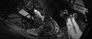 Il Latte in The Haunting 1963 di Robert Wise