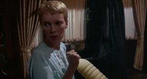 Il Latte in Rosemary's Baby (1968) di Roman Polanski