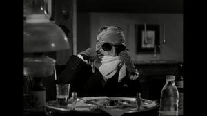 """Il Latte in """"L'uomo invisibile"""" (The invisible man, 1933) di James Whale"""