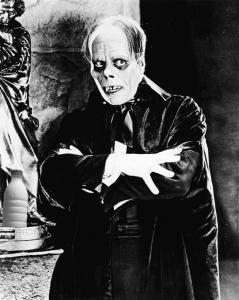 """Il Latte in """"The Phantom of the Opera"""" (Il fantasma dell'Opera, 1925) - Lon Chaney"""
