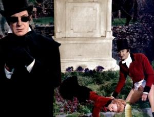 Il Latte in La tomba di Ligeia  (Roger Corman, 1964) con Vincent Price