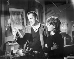 Il Latte in L'ultimo uomo della Terra (The Last Man on Earth, 1964) di Ubaldo Ragona e Sidney Salkow