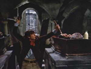 """Il Latte in """"Per favore non mordermi sul collo"""" di Roman Polanski (1967)"""