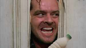 """Il Latte in """"The Shining"""" (1980) di Stanley Kubrick"""