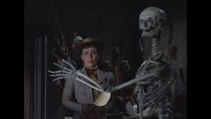 """Il Latte in """"House of Wax"""" (La maschera di cera, 1953) con Vincent Price"""