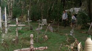 Il Latte in Cimitero vivente (Pet Sematary, 1989)  di Mary Lambert.