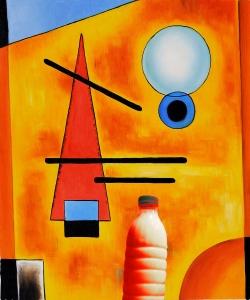 "Il Latte in ""Cool"" di Kandinskij"