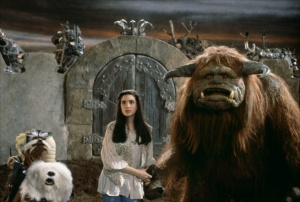 "Il Latte in ""Labyrinth - Dove tutto è possibile"" (Labyrinth, 1986) di Jim Henson"