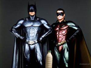 """Il Latte in """"Batman Forever"""" (1995) di Joel Schumacher"""