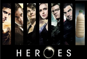"Il Latte in ""Heroes"" (2006-2010) di Tim Kring"