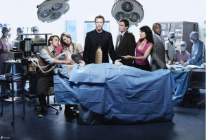 """Il Latte in """"Dr. House - Medical Division"""" (House, M.D., 2004-2012)"""