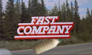 """Il Latte in """"Veloci di mestiere"""" (Fast Company, 1979) di David Cronenberg"""