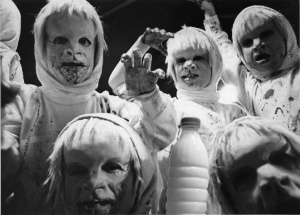 "Il Latte in ""Brood - La covata malefica"" (The Brood, 1979) di David Cronenberg"