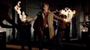"""Il Latte in """"Constantine"""" (2014) con Matt Ryan"""